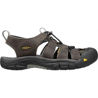 Odiniai sandalai Keen Newport neutral grey / gargoyle