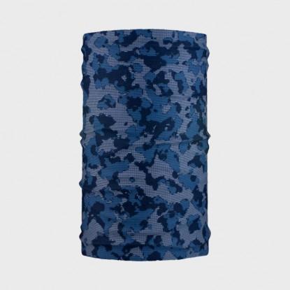 Kaklaskarė WDX Tubularwind digital camo blue