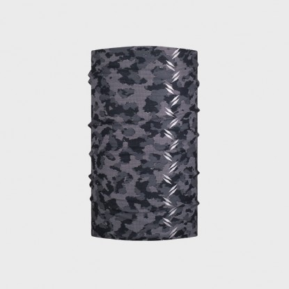 WDX Windreflect digital camo black neck gaiter