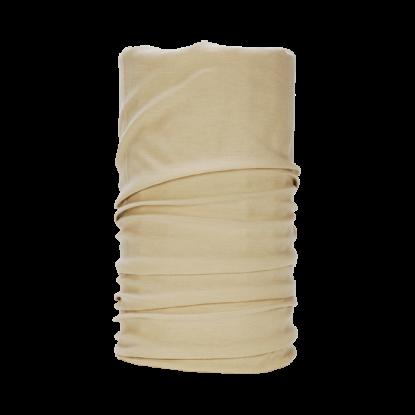 WDX Tubularwind beige neck gaiter