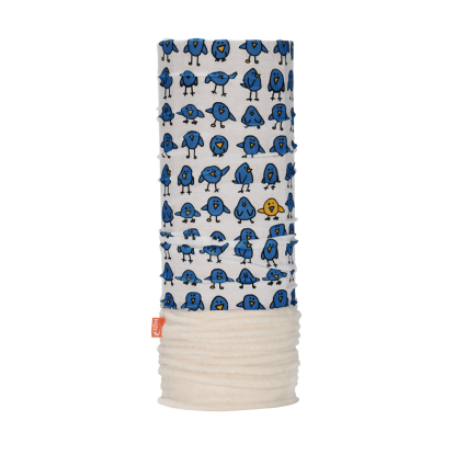 Kaklaskarė WDX Polarwind Thermal+ birds