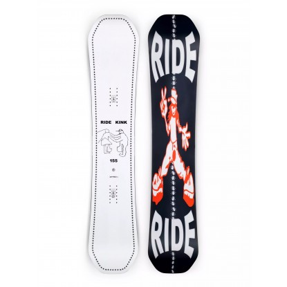 Ride KINK Wide 21' snowboard