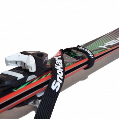 Slidžių nešimo diržas Snokart Ski Rap