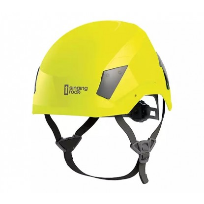 Singing Rock Flash Industry high visible helmet