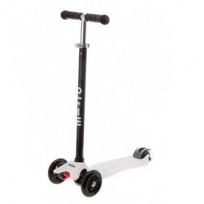 Maxi Micro Scooter white