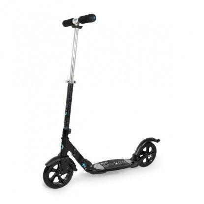 Micro Flex black scooter