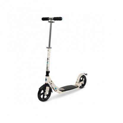 Micro Flex cream scooter