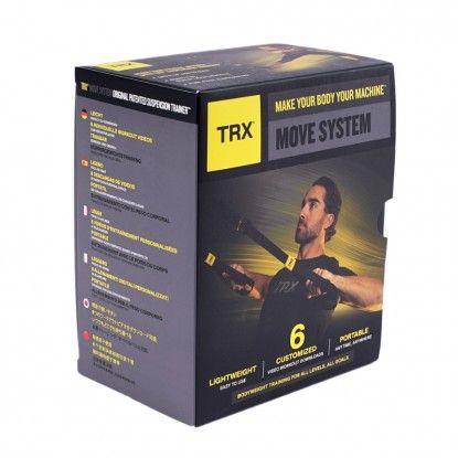 Funkcinių diržų treniruoklis TRX MOVE System