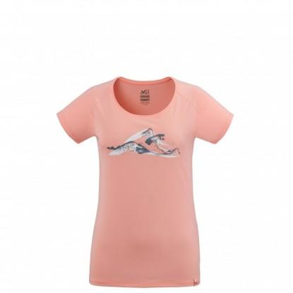 Marškinėliai Millet LD Tana TS SS