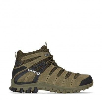 Alterra Lite Mid GTX boots 713 - 073 Camo green-Black