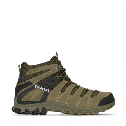 Avalynė Alterra Lite Mid GTX 713 - 073 Camo green-Black