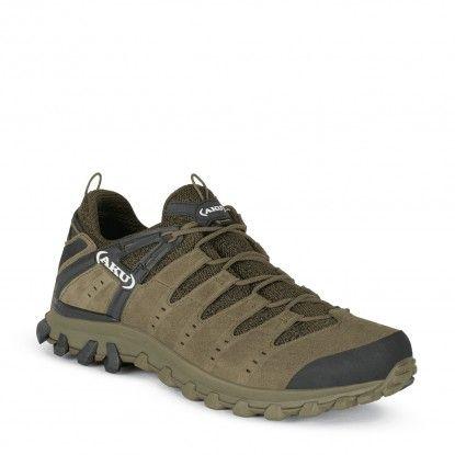 Alterra Lite GTX shoes 715 - 073 Camo green-Black