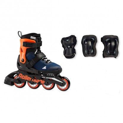 Rollerblade Microblade Combo skates