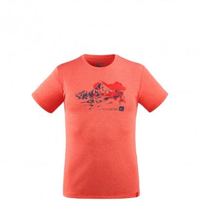 Marškinėliai Millet Mount Sketch TS SS