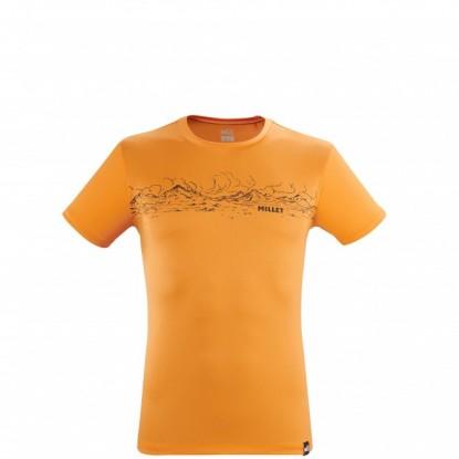 Marškinėliai Millet Rolling Clouds TS SS