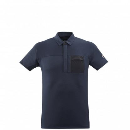 Millet Trilogy Signature Wool Polo
