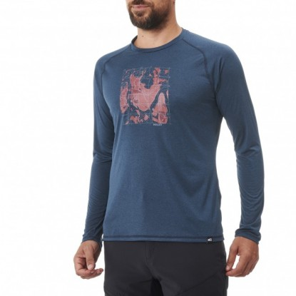 Marškinėliai Millet Track Finder TS LS