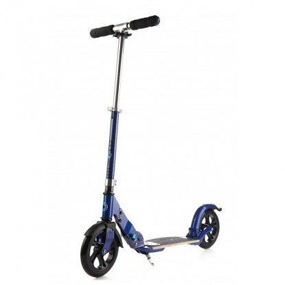 Micro Flex blue scooter