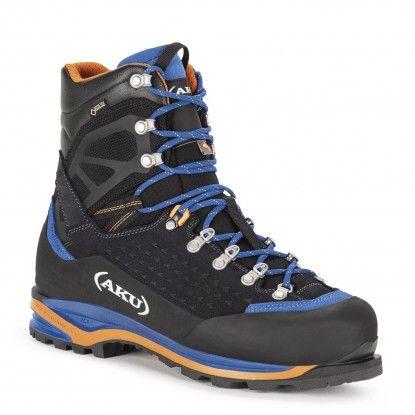 AKU Hayatsuki GTX boots 920 - 063 Blue-Orange