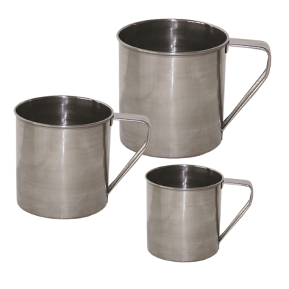 Puodelis Stainless Steel Cup 0.5L