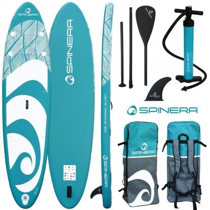 Spinera iSup Lets paddle 12.0 366x84x15cm