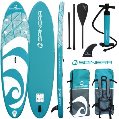 Spinera iSUP Lets Paddle 11.2