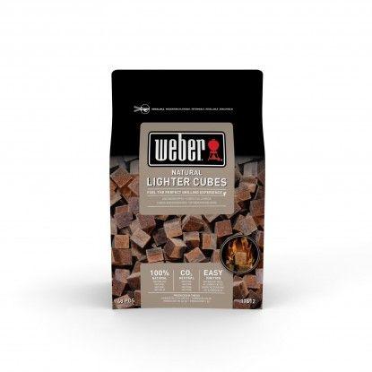 Weber Lighter Cubes, 48 pcs