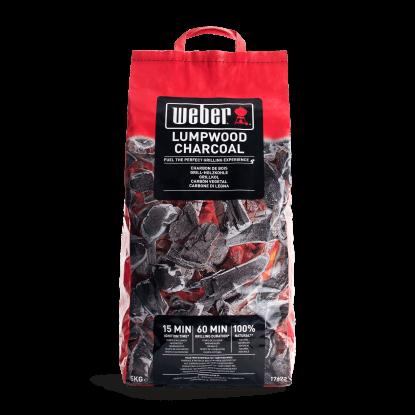 Weber, 5kg charcoal