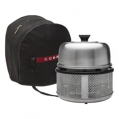 Nešiojamas anglinis grilis COBB Premier Air + Bag