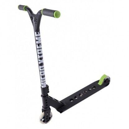 Micro MX Trixx black scooter