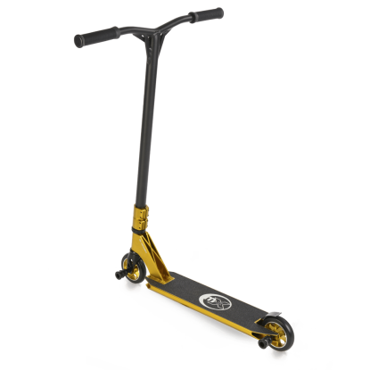 Micro MX Crossneck 2.0 gold scooter