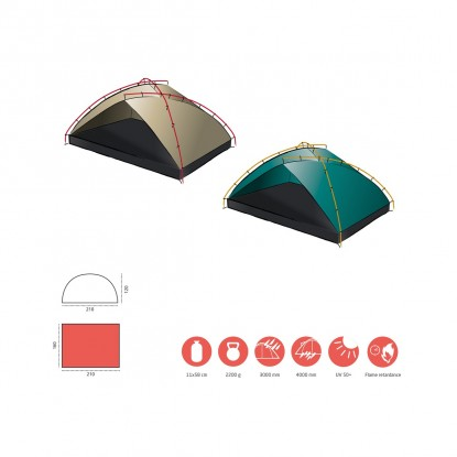 Pavėsinė Grand Canyon Tonto Beach Tent 3
