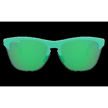 Oakley Frogskins Lite sunglasses matte celeste