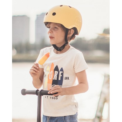 Scoot and Ride Safety Helmet lemon