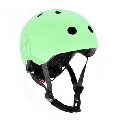 Šalmas Scoot and Ride Safety helmet kiwi