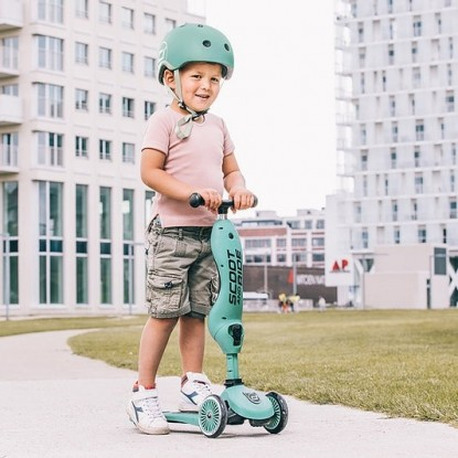 Šalmas Scoot and Ride Safety helmet