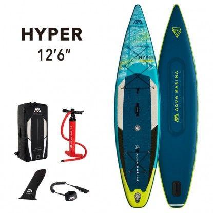 Aqua marina Hyper 12.6 iSup touring