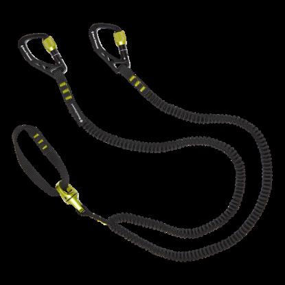 Ledo įrankių dirželiai Black Diamond Spinner Leash