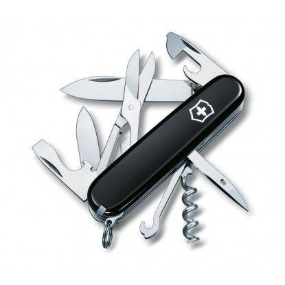 Knife Victorinox Climber black