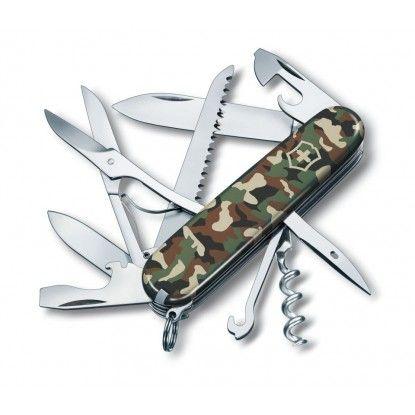 Knife Victorinox Huntsman cam