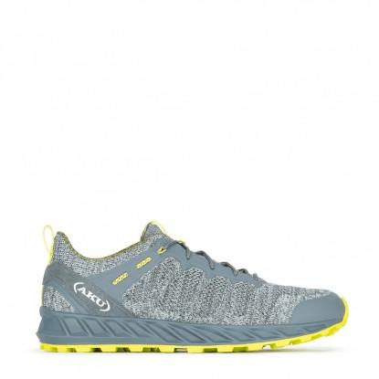 AKU Rapida Air shoes 760.1 - 035 Grigio-Giallo