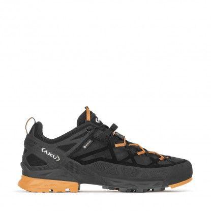 AKU Rock DFS GTX shoes 722 - 108 Black-Orange