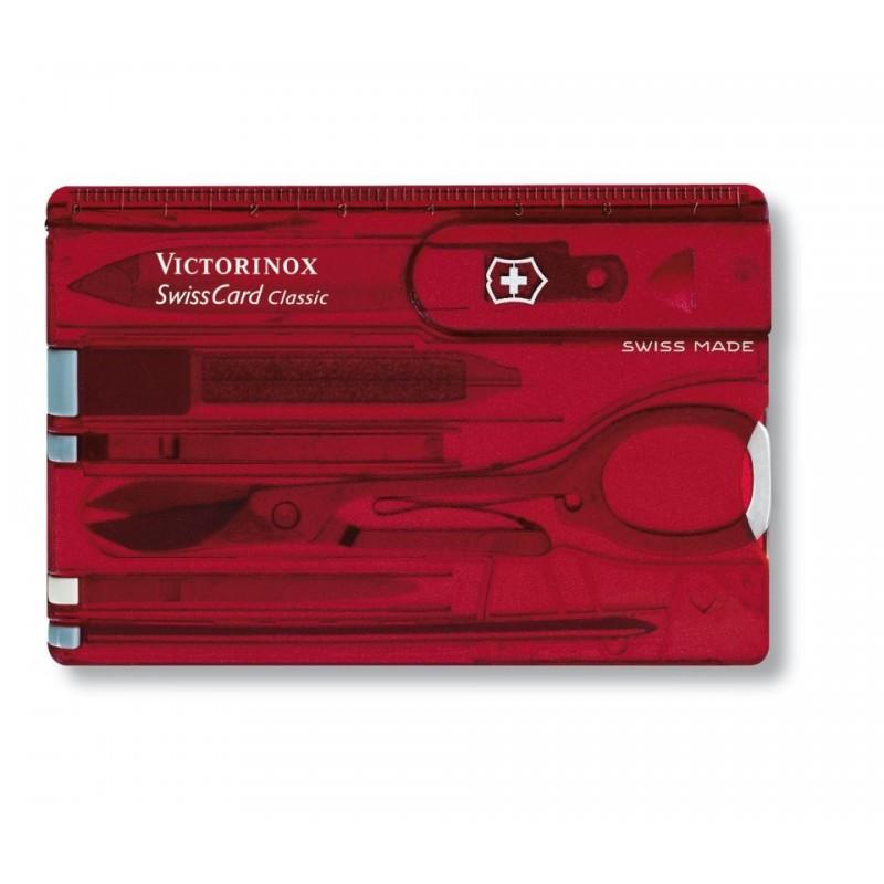 Kortelė Victorinox SwissCard Classic