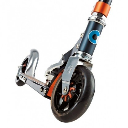 Micro Speed+ black scooter