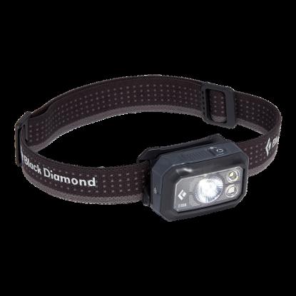 Headlamp Black Diamond Storm 400LM graphite