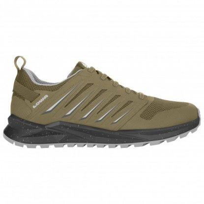LOWA Vento olive shoes