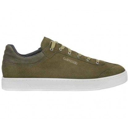 LOWA Ancona shoes dark green