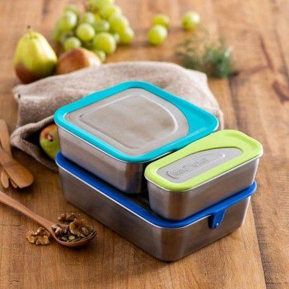 Maisto dėžutės Klean Kanteen Food Box Complete Set