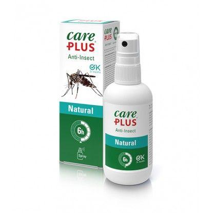 Repelentas nuo uodų CarePlus Anti-Insect Natural 100ml