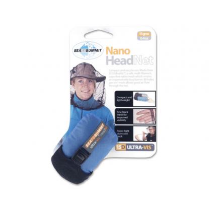 Tinklelis nuo uodų Sea to Summit Nano Head Net